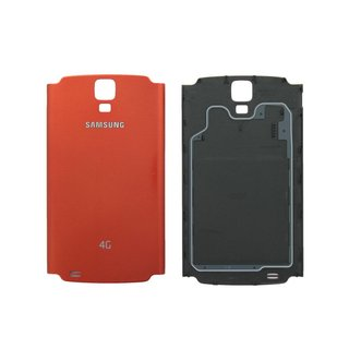 Samsung I9295 Galaxy S4 Active Accudeksel, Oranje, GH98-28011C