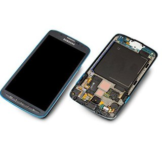 Samsung I9295 Galaxy S4 Active LCD Display Module, Blue, GH97-14743B