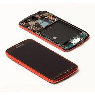 Samsung I9295 Galaxy S4 Active LCD Display Module, Orange, GH97-14743C