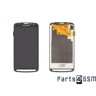 Samsung I9295 Galaxy S4 Active Lcd Display Module, Zwart, GH96-06501C
