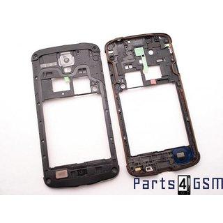 Samsung I9295 Galaxy S4 Active Middenbehuizing, Blauw, GH98-28008B