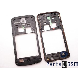 Samsung I9295 Galaxy S4 Active Middle Cover, Blue, GH98-28008B