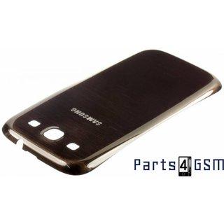 Samsung Galaxy S III i9300 Accudeksel GH98-23340D Bruin