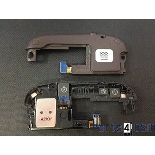 Samsung Galaxy S III I9300 Luidspreker incl. Antenne Bruin GH59-12159D