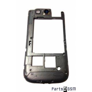 Samsung Galaxy S III i9300 Middenbehuizing GH98-23341F Grijs