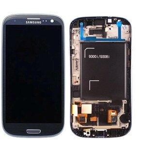Samsung i9300i Galaxy S3 Neo LCD Display Module, Blue, GH97-15472A