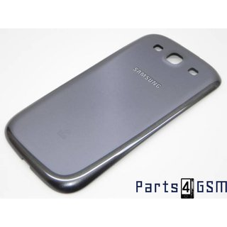 Samsung Galaxy S III i9305 LTE Battery Cover Grey GH98-24474A