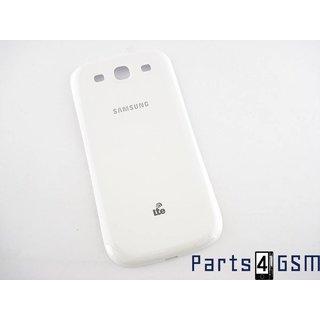 Samsung Galaxy S III i9305 LTE Accudeksel Wit GH98-24474C