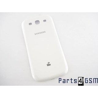 Samsung Galaxy S III i9305 LTE Battery Cover White GH98-24474C
