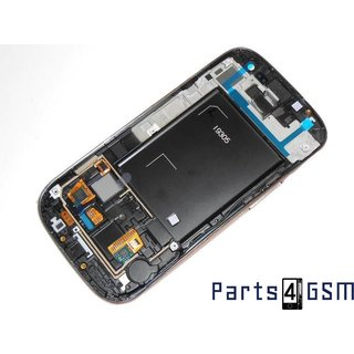 Samsung Galaxy S III i9305 LTE Lcd Display + Touchscreen + Frame Bruin GH97-14106E