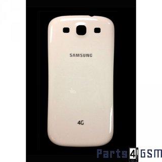 Samsung Galaxy SIII i9305 LTE Accudeksel 4G Wit GH98-25542C