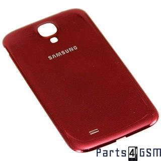 Samsung I9505 Galaxy S4 Accudeksel, Rood, GH98-26755F