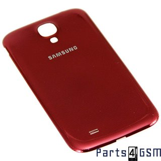 Samsung I9505 Galaxy S4 Battery Cover, Red, GH98-26755F