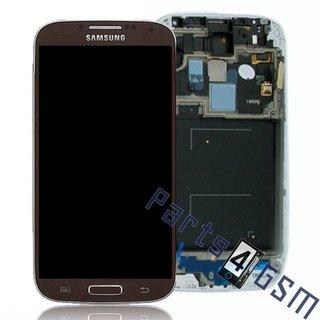 Samsung I9505 Galaxy S4 Lcd Display Module, Licht Bruin, GH97-14655H