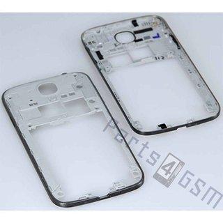 Samsung I9505 Galaxy S4 Middenbehuizing, Deep Black, GH98-26374C