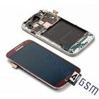 Samsung Lcd Display Module I9506 Galaxy S4 LTE+, Rood, GH97-15202F