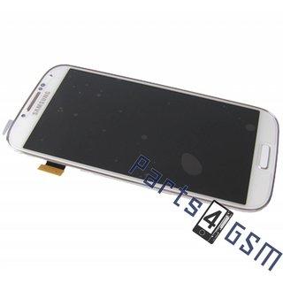 Samsung I9506 Galaxy S4 LTE+ LCD Display Module, White, GH97-15202A