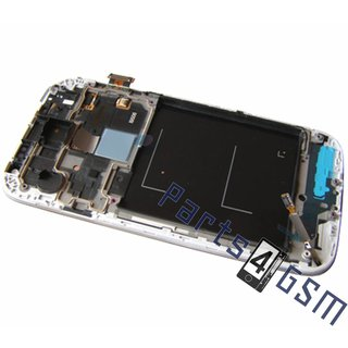 Samsung I9506 Galaxy S4 LTE+ Lcd Display Module, Wit, GH97-15202A