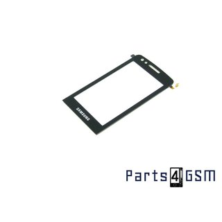 Samsung M8800 Pixon Digitizer Touch Panel Outer Glass Black