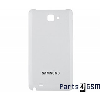 Samsung Galaxy Note N7000 Battery Cover GH98-21606B White
