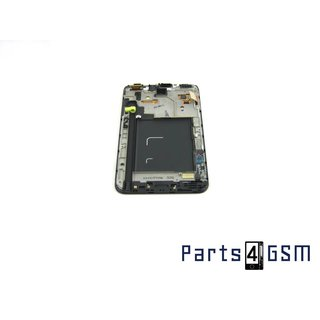 Samsung Galaxy Note N7000 Internal Screen + Digitizer Touch Panel Outer Glass + Frame GH97-12948A
