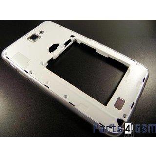 Samsung Galaxy Note N7000 Middenbehuizing Roze GH98-21616C