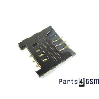 Samsung Galaxy Note N7000 SIM Card Reader Connector 3709-001645