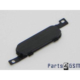 Samsung Galaxy Note II N7100 Home Button Grijs GH98-24447B