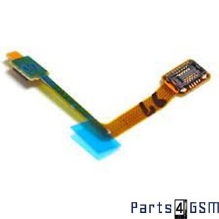 Samsung Galaxy Note II N7100 Side UI Bord Flex Power Button GH59-12615A