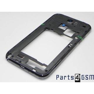Samsung Galaxy Note 2 / II LTE N7105 - Middenbehuizing Grijs GH98-25345B