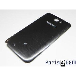 Samsung Galaxy Note II LTE N7105 Battery Cover Grey GH98-25546B