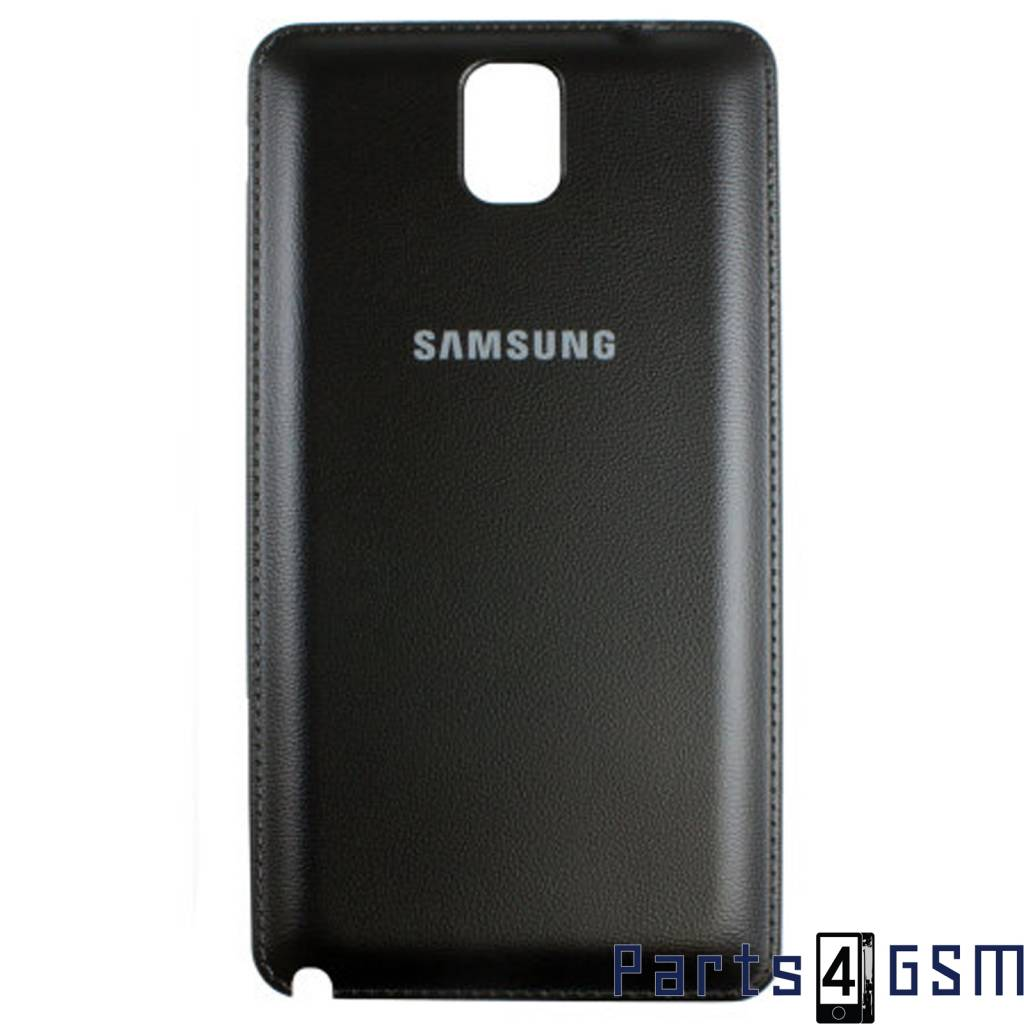 samsung galaxy note iii note 3 battery cover black gh98 29019a dutchspares. Black Bedroom Furniture Sets. Home Design Ideas