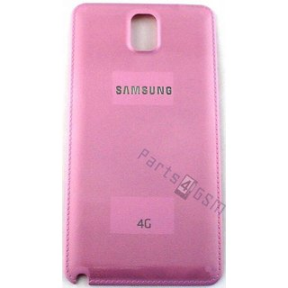Samsung Galaxy Note III / Note 3 N9005 Accudeksel, Roze, GH98-29605C