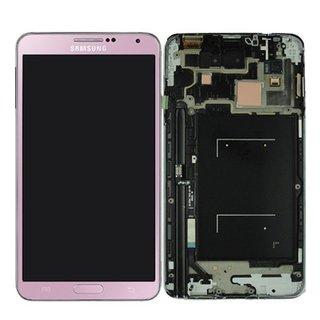 Samsung Galaxy Note III / Note 3 N9005 Lcd Display Module, Roze, GH97-15209C;GH97-15107C