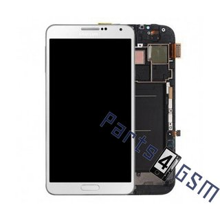 Samsung Galaxy Note III / Note 3 N9005 LCD Display Module, White, GH97-15209B;GH97-15107B