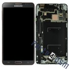 Samsung LCD Display Module Galaxy Note III / Note 3 N9005, Black/Gold, GH97-15209F