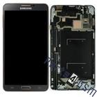 Samsung Lcd Display Module Galaxy Note III / Note 3 N9005, Zwart/Goud, GH97-15209F