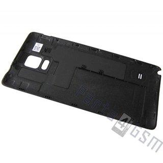 Samsung N910F Galaxy Note 4 Accudeksel, Zwart, GH98-34209B