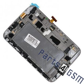 Samsung Galaxy Note 8.0 N5100 Lcd Display Module, Zwart, GH97-14635B