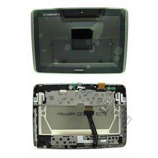 Samsung Galaxy Note 10.1 N8000 Lcd Display Module, Grijs, GH97-13957A