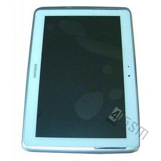 Samsung Galaxy Note 10.1 N8000 LCD Display Module, White, GH97-13871A