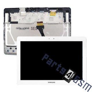 Samsung Galaxy Note 10.1 N8010 LCD Display Module, White, GH97-13918A