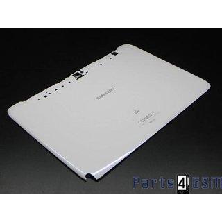 Samsung Galaxy Note LTE 10.1 N8020 Achterbehuizing, Wit, GH98-25645B