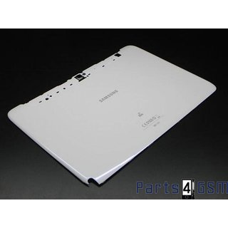 Samsung Galaxy Note LTE 10.1 N8020 Back Cover, White, GH98-25645B