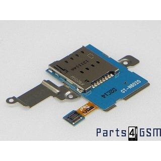 Samsung Galaxy Note LTE 10.1 N8020 Simkaartlezer, GH96-05949A