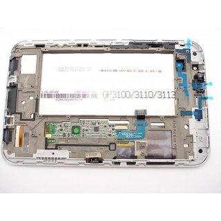 Samsung Galaxy Tab 2 7.0 P3100 LCD Display + Touchscreen + Frame White GH97-13560B