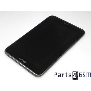Samsung Galaxy Tab 2 7.0 P3100 LCD Display + Touchscreen + Frame Black GH97-13560A
