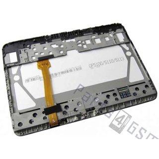 Samsung Galaxy Tab 3 10.1 P5210 Lcd Display Module, Zwart, GH97-14819D