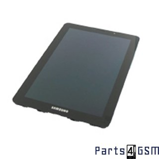 Samsung Galaxy Tab 7.7 P6800 Lcd Display + Touchscreen + Frame Zwart GH97-13092A