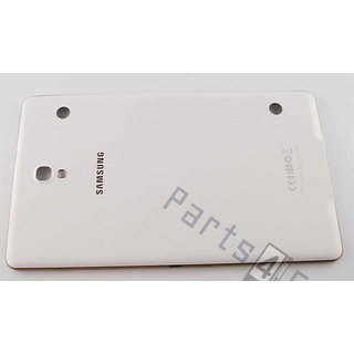 Samsung Galaxy Tab S 8.4 T700 Battery Cover, White, GH98-33692A
